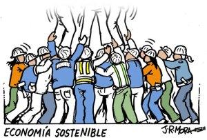 J.R.Mora. Humor gráfico.